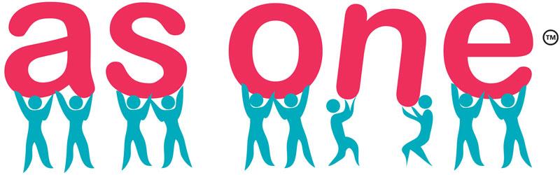 as one logo